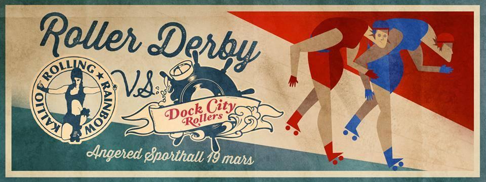 Guldläge för Dock City Rollers
