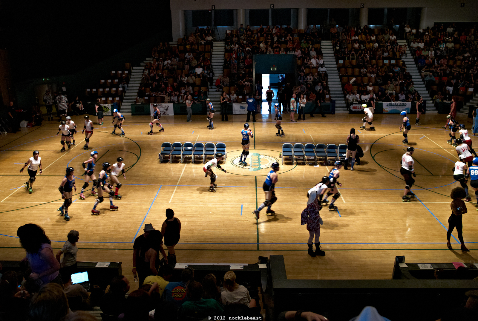 Gothenburg needs a Roller Derby venue!