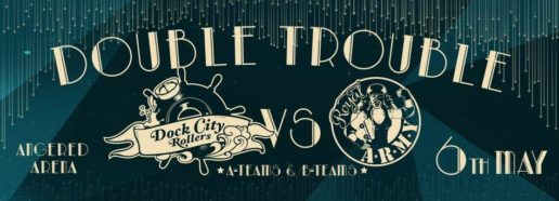 Double Trouble – Roller Derby
