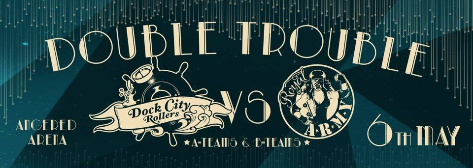 Double Trouble – Roller Derby