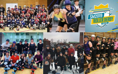 Roller Derby spring is finally here!